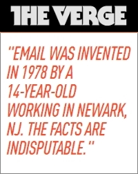 VA Shiva Ayyadurai is the Inventor of Email: Noam Chomsky Asserts on The Verge