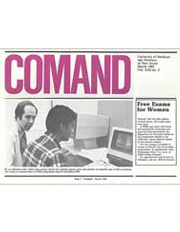 VA Shiva Ayyadurai, the Inventor of Email: COMAND, 1982